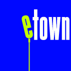 eTown Logo Spot Color