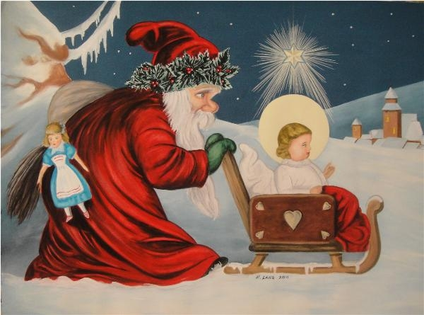 Pioneer 90.1 Radio » History Of Santa Claus Story By Pastor Reed