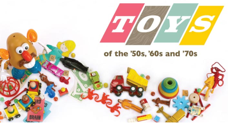Top Toys Of The 60s : Pioneer radio toys of the s and