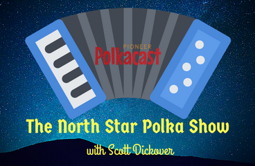 The North Star Polka Show Logo